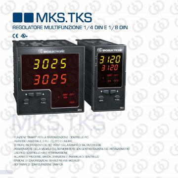 TermoregolatoriSerie MKS-TKS