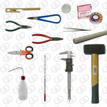 Kit per Saggi Metalli Preziosi