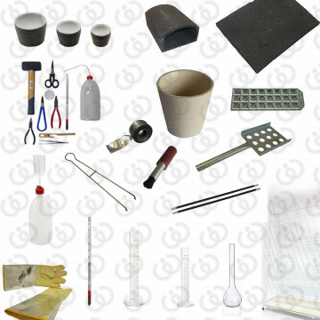 Test laboratory consumables...