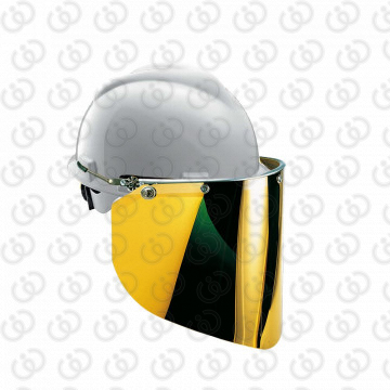 Helmet Protection with...