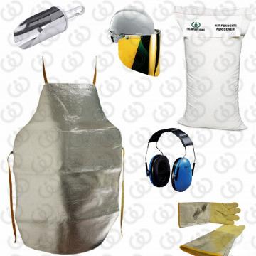 starter melting ashes kit