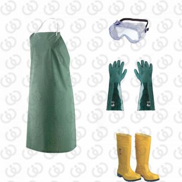 PPE kit antacid