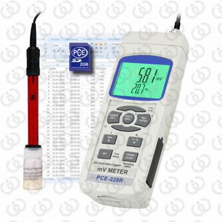 Portable Redox Meter PCE-228-R