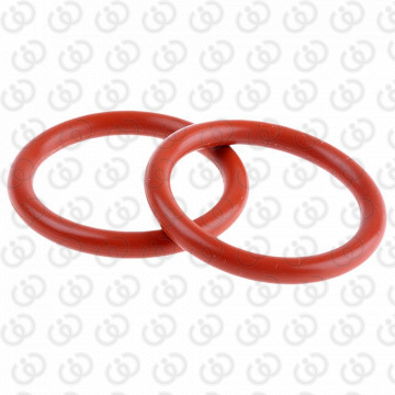 O-ring in silicone
