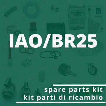Spare parts kit IAO/BR25