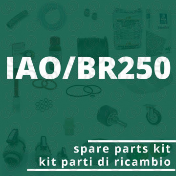 Spare parts kit IAO/BR250