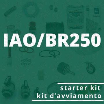 kit d'avvio IAO/BR250