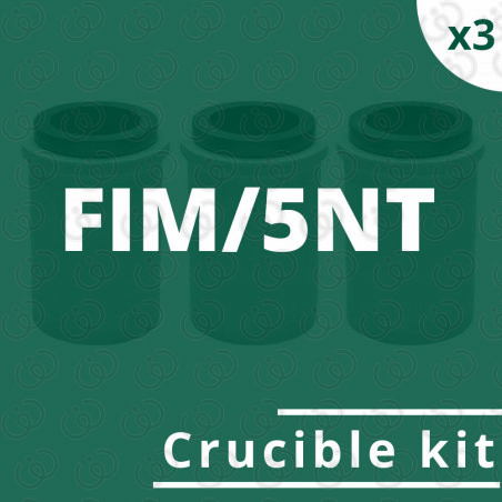 FIM/5NT crucible kit