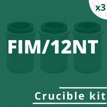 FIM/12NT crucible kit