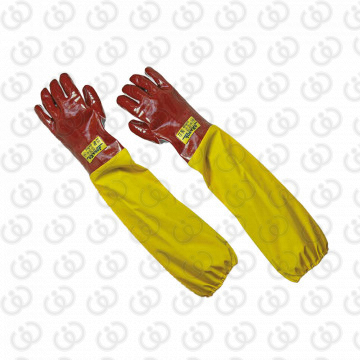 Antacid PVC Gloves with...