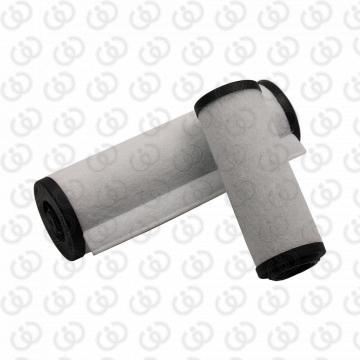 Pump bleed filter