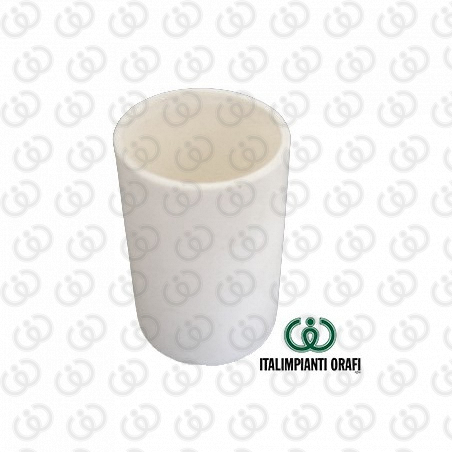 Ceramic Container without Rim (Cylindrical)
