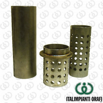 Drilled Cylinders for Casting