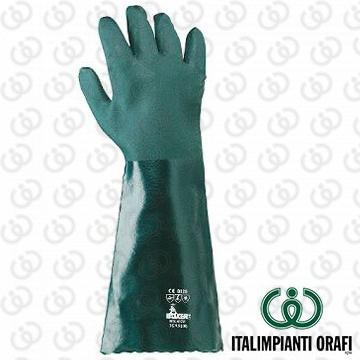 Antacid PVC Gloves (45 cm)