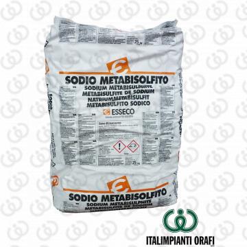 Sodium Metabisulfite 25kg