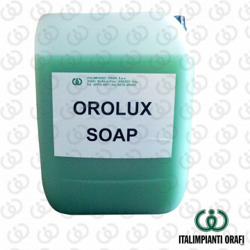"""Orolux"" Soap for Refining..."