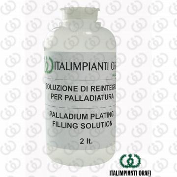 Palladium Plating Filling...