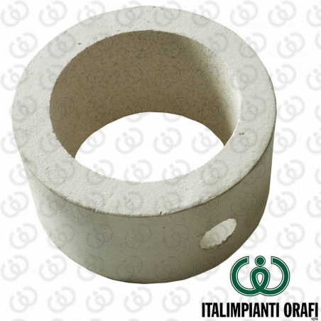 Refractory Circle for Gas Injection