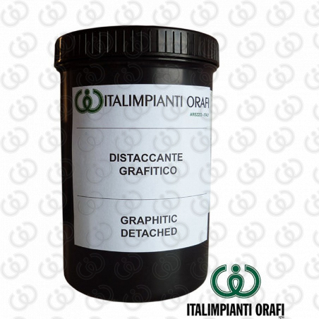 Detaching Graphitic Paste