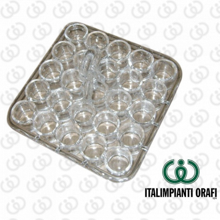 Quartz Basket for Multiple Assays