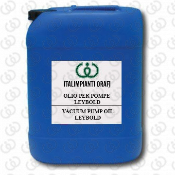 Vacuum Pump Oil Leybold