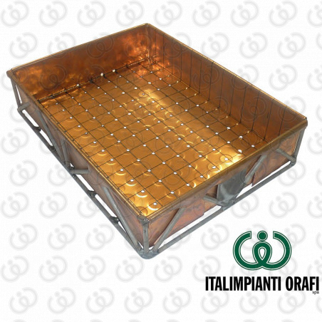 Copper Basket for Annealing Treatment
