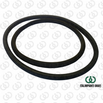 Black Rubber Gasket for...