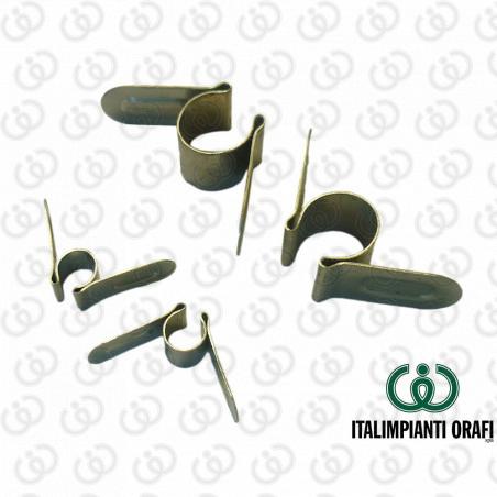 Special Clamps for Ceramic Resistances